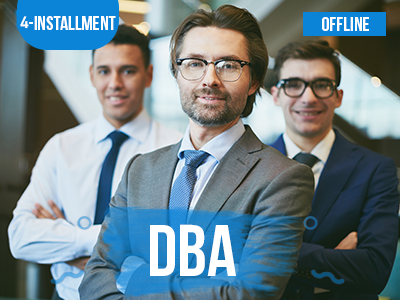 "DBA Doctor of Business Administration ""Offline"""
