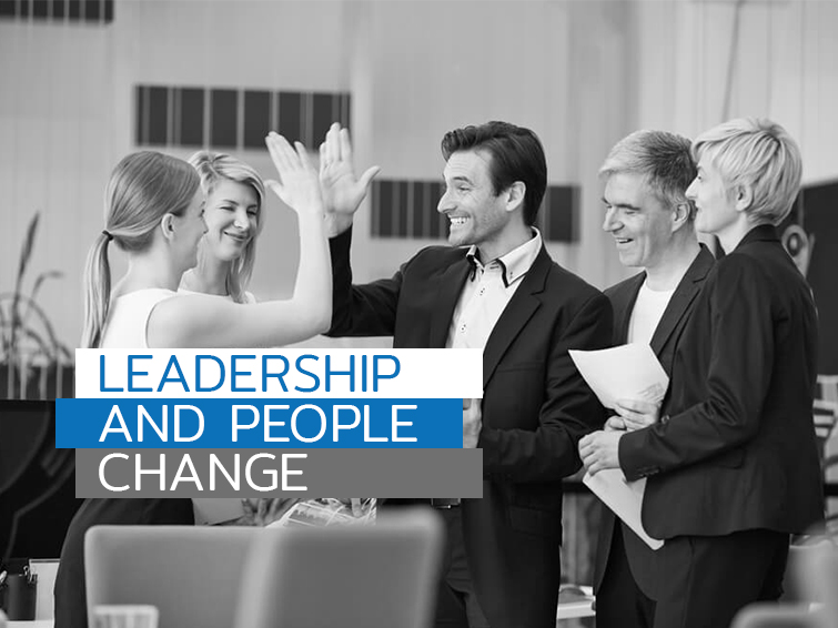 Leadership, and People Change