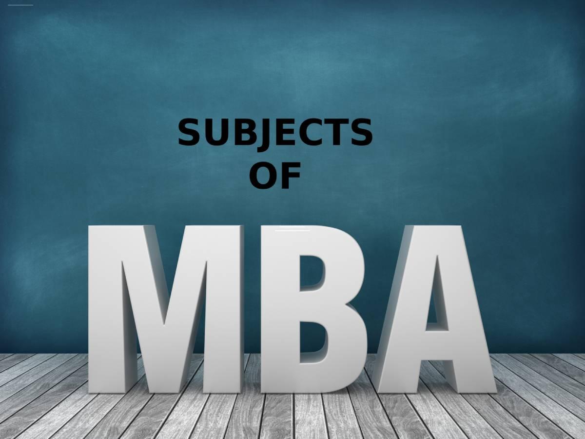 mba-subjects