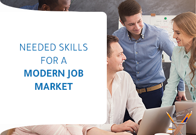 The Essential skills you need to compete in Today's modern Job Market